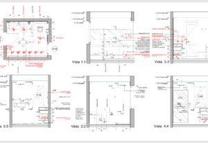 2959Dibujo de planos en Autocad 2D