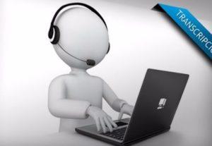 4173Transcripción de audios, videos o textos en español.