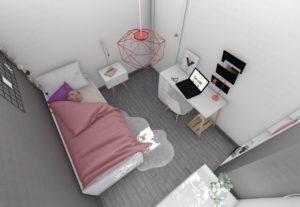 3834Realización de imágenes 3D de su proyecto