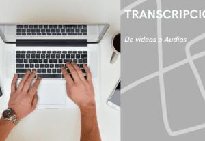 5582Transcripción de VIDEO/AUDIO a TEXTO