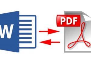 6074Pasar PDF a Word O Viceversa.