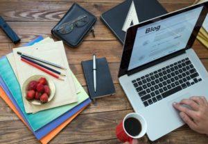 5503Redacción de contenido de blog
