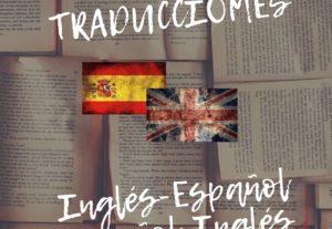 6997Traducciones Inglés y español – Correcciones