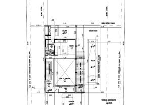 6565Dibujo de planos en Autocad 2D