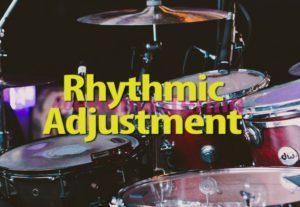 7310Ajuste Ritmico Musical