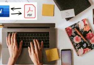 7240Transcripción de documentos: de PDF a Word